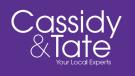 Cassidy & Tate, St Albans City Logo