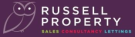 Russell Property, Stansted Mountfitchet Logo