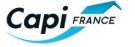 Capifrance, Auvergne (Carole Theys) Logo
