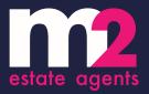 M2 Estate Agents, Usk Logo