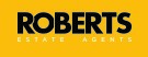 Roberts Estate Agents, Cardiff Logo