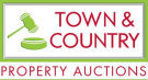Town & Country Property Auctions, Glasgow Logo
