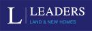 Leaders Sales, New Homes Logo