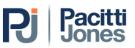 Pacitti Jones, Stirling Logo