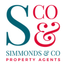 Simmonds & Co Property Agents, Hove Logo