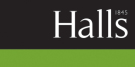 Halls Estate Agents , Shrewsbury Logo