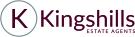 Kingshills Estate Agents, High Wycombe Logo
