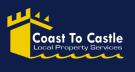 Coast To Castle, Isle of Wight Logo