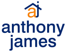 Anthony James Estate Agents, Southport Logo