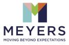 Meyers Estate Agents, Shaftesbury Logo