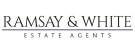 Ramsay & White Estate Agents, Aberdare Logo