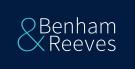 Benham & Reeves, Beaufort Park Colindale - Sales Logo
