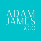 Adam James & Co, Brighton Logo