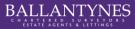 Ballantynes, Edinburgh Logo