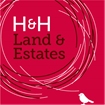 H&H Land & Estates, Carlisle Logo