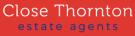 Close Thornton Estate Agents, Darlington Logo
