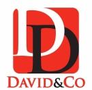 David & Co, Brighton Logo