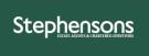 Stephensons, Boroughbridge Logo