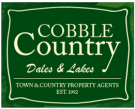 Cobble Country Property, Sedbergh Logo