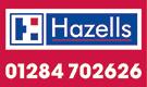 Hazells Chartered Surveyors, Bury St Edmunds Logo
