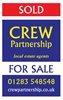 Crew Partnership, Burton-On-Trent Logo