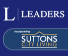 Leaders incorporating Suttons City Living, Manchester Logo