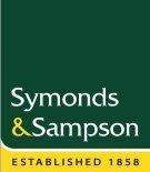 Symonds & Sampson, Blandford Logo