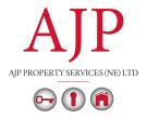 A J P Property Services, Gateshead Logo