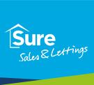 Sure Sale & Lettings, Gloucester Logo