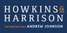 Howkins & Harrison Incorporating Andrew Johnson, Ashby-De-La-Zouch Logo