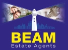 Beam Estate Agents, Skegness Logo