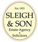 Sleigh & Son, Denton Logo