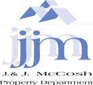 J & J McCosh, Dalry Logo