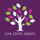 Oak Estate Agents, Kingswood Logo