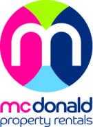 McDonald Property Rentals, Thornton Cleveleys Logo