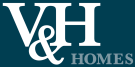 V&H Homes, Sales & Lettings Specialists Logo