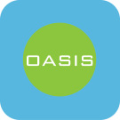 Oasis Living, Manchester Logo