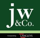 JW&Co., St Albans Logo