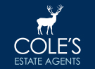 Cole's Estate Agents, East Grinstead Logo