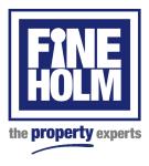 Fineholm, Glasgow Logo
