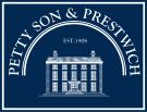 Petty Son & Prestwich Ltd, London Logo