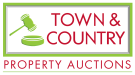 Connect-UK, Town and Country Property Auctions Logo