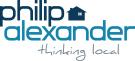Philip Alexander, N8 Logo