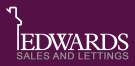 EDWARDS (sales and lettings) Limited, Loughborough Logo