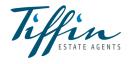 Tiffin Estate Agents, Hampton Hill Logo