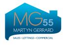 Martyn Gerrard, Land & New Homes Logo