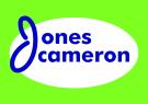 Jones Cameron Estate Agents, Preston Logo