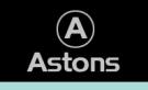 Astons, Crawley Logo