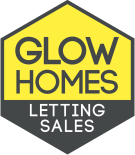 Glow Homes Letting & Sales, Dalry Logo