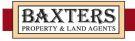 Baxters Property & Land Agents, Salisbury Logo